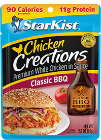Chicken Creations Classic BBQ