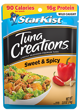 Tuna Creations Sweet and Spicy
