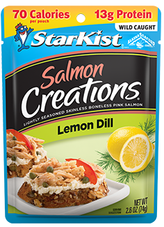 Salmon Creations® Lemon Dill