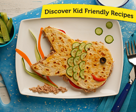 Kid's Panini Sandwich & More!
