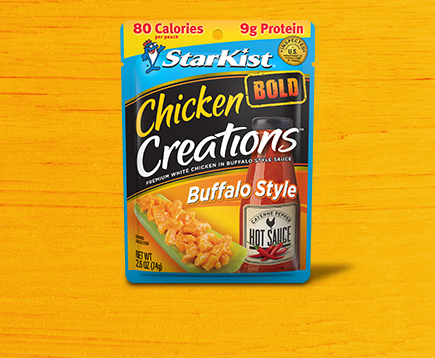 Chicken Creations<sup>™</sup> BOLD Buffalo Style
