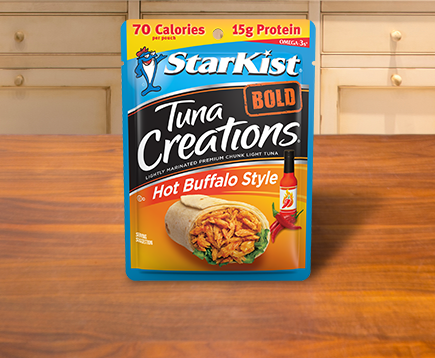 NEW Tuna Creations® BOLD Hot Buffalo Style