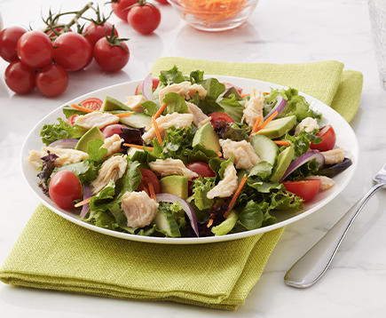 StarKist® Chicken Mixed Greens Salad