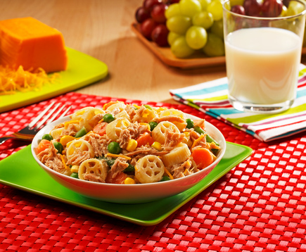 Pasta Chu Chu: una cena familiar divertida