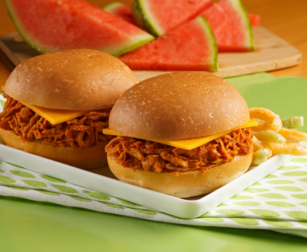 Tuna Creations® Honey Barbeque Sliders
