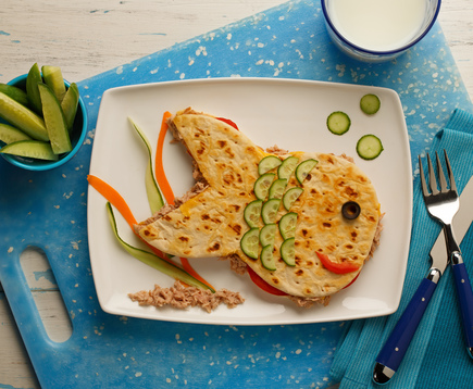 Panini para niños con StarKist Tuna Creations, Bacon Ranch
