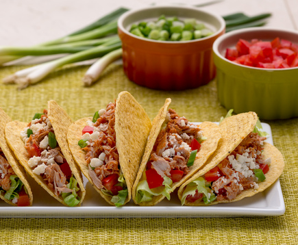 StarKist® Tuna and Clamato® Tacos