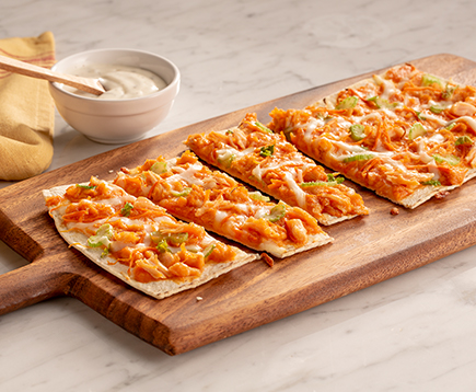 Buffalo Chicken Creations® Pizza