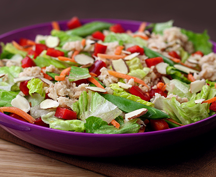 Hungry Girl's Asian-Style Albacore Picnic Salad