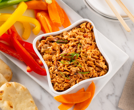 Red Curry Tuna Dip