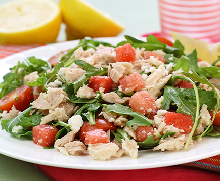 Sweet Summer Albacore Salad