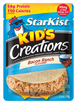 Kid's Tuna Creations® Bacon Ranch