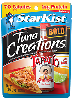 NEW Tuna Creations® BOLD Tapatio