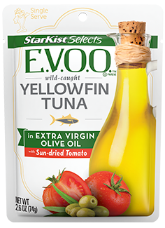 Selects EVOO™ Yellowfin Tuna with Sun-dried Tomato