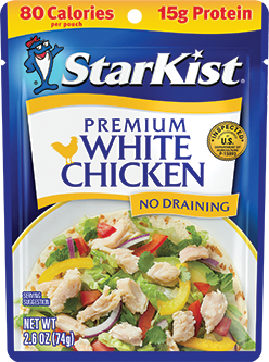NEW Premium White Chicken