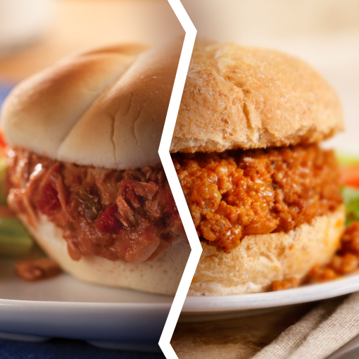 Sloppy Charlies Vs. Sloppy Joes