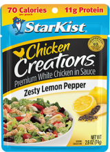 Chicken Creations® Zesty Lemon Pepper