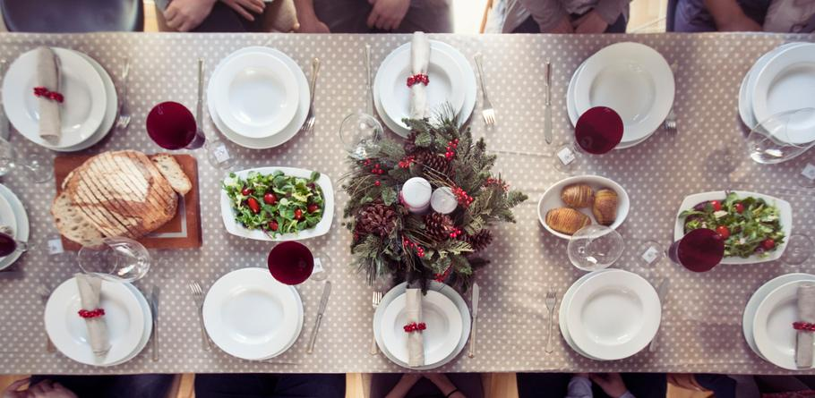 Low stress holiday entertaining