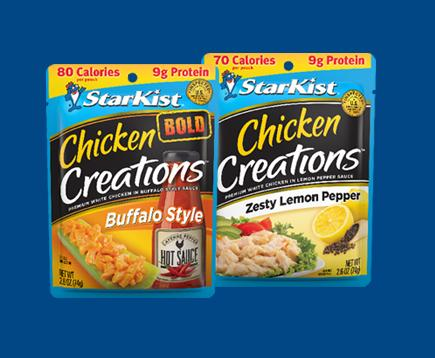 Launch of Chicken Creations™