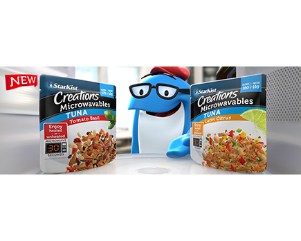 Launch of Creations Microwavables®