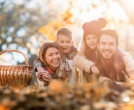 De-stress with a Relaxing Fall Getaway