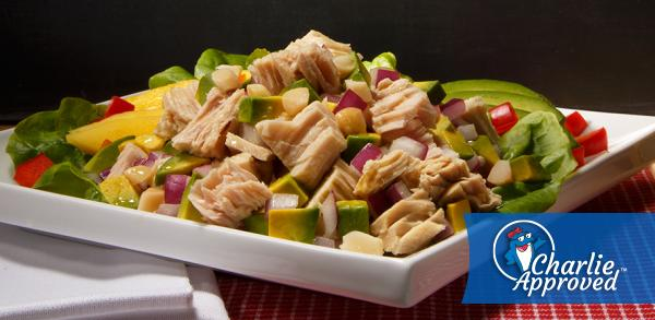 Tropical Tuna Salad Starkist
