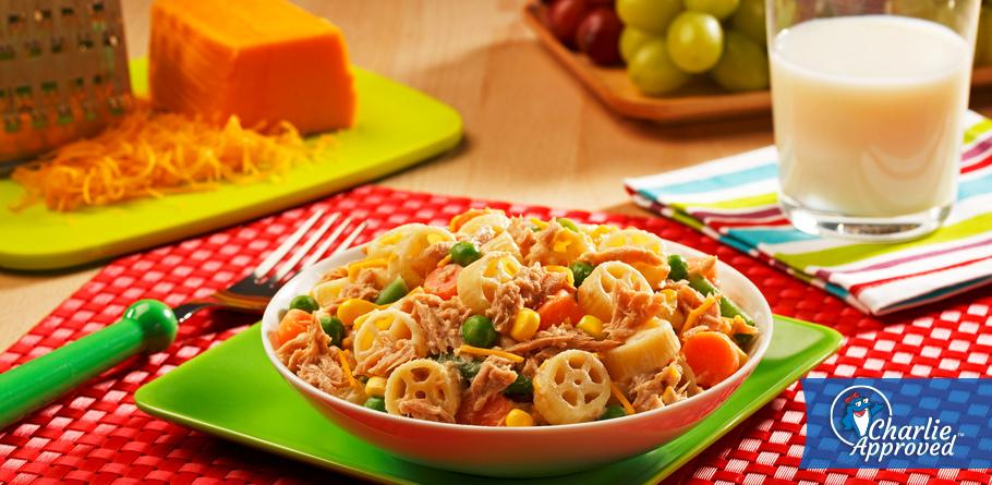Choo Choo Pasta - A fun Family Dinner