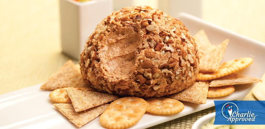Hickory Smoked Tuna Ball