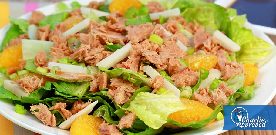 Hungry Girl's Too-Good Chinese-Style Tuna Salad