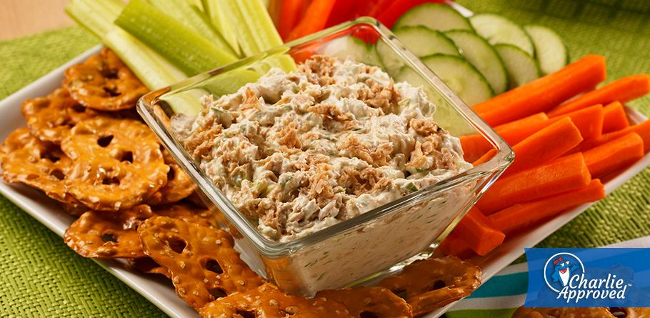 Ranch Tuna Dip