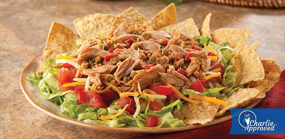 Spicy Taco Salad