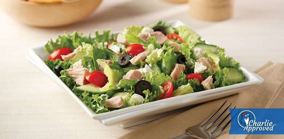 Tuna And Feta Salad Recipe Starkist