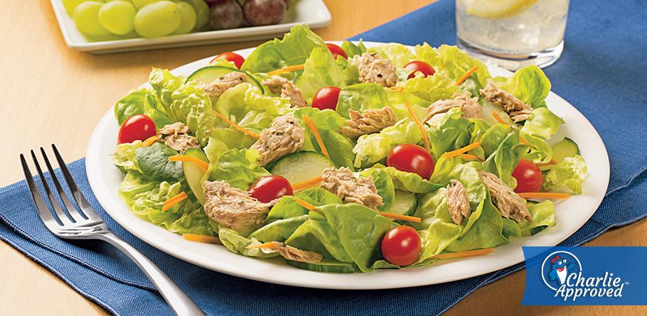 Tuna Ranch Salad